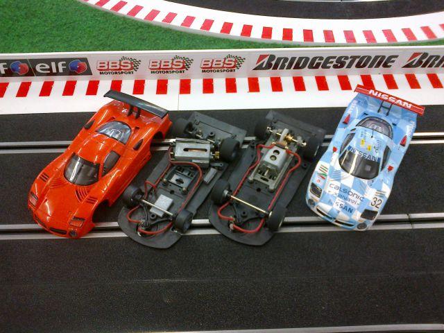 Slot.it Nissan R390 GT1