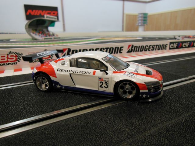 NSR Audi R8