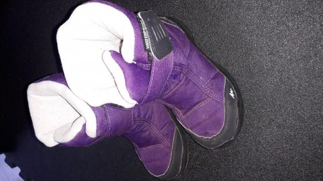 Quechua škornji 24