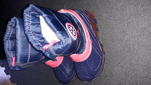 Lidl škornji 24