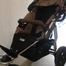 Otroški voziček TFK