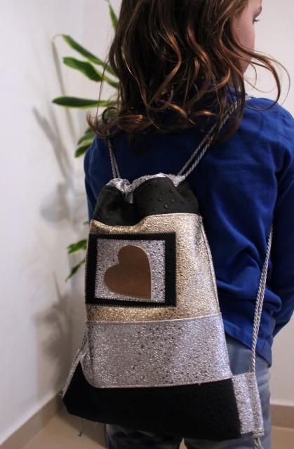 Otroški nahrbtnik - foto