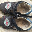 Ciciban usnjeni sandali št. 22