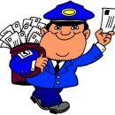 stroški pošiljanja po pošti
