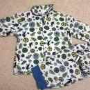 Pižama, flanela, 104, 3 eur