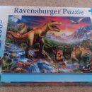 Puzzle dinozavri, 6 eur