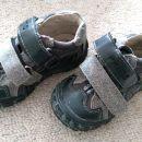Usnjeni čevlji, št.24, 6 eur