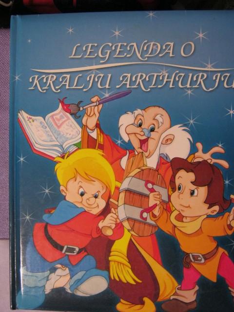 Legenda o kralju Arthurju