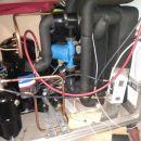Toplotna črpalka voda/voda 9kW
