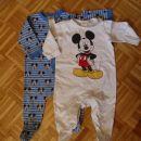 2 x pižamica, št. 62 - 7 EUR