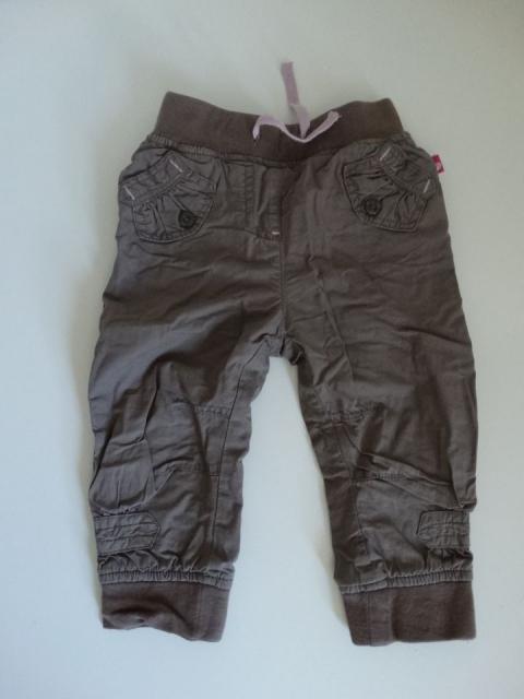 Tople podložene hlače, št. 80 - 7 EUR