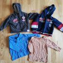 puloverji in majice z dolgimi rokavi