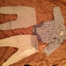 komplet oblačil