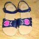 GYMBOREE sandalčki št. 27-28- 18€
