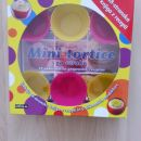 Knjiga z recepti&silikonski modelčki za muffine-NOVA!