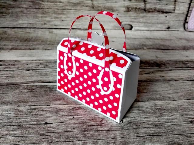 Torbice-škatlice za majhne pozornosti - foto