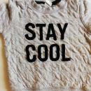 Otroški puloverji št 74 in kavbojke 80 nove