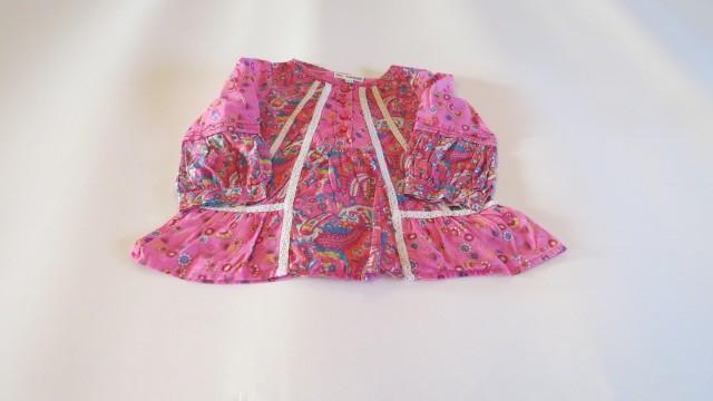 Tunika bluzica M&S 18-24m,4,90E
