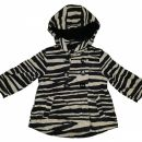 Prehodna jaknica z zebra vzorcem Next 12-18m,12,50E
