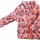 Roza zimska jaknica z rožami in metulji Cherokee 2-3 leta,9,90E