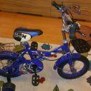 otroško kolo bmx