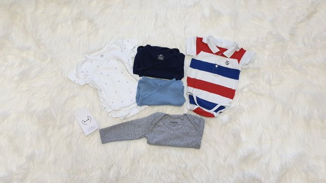 Deček: 50-68 (GAP,NEXT,s.Oliver,H&M...) - foto