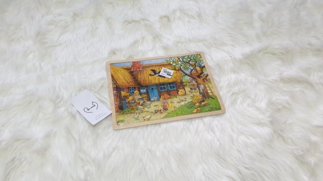 Knjigice, igrače, družabne igre, puzzle... - foto