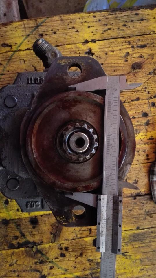 Hidravlična pumpa - foto povečava