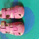 Ciciban usnjeni sandali