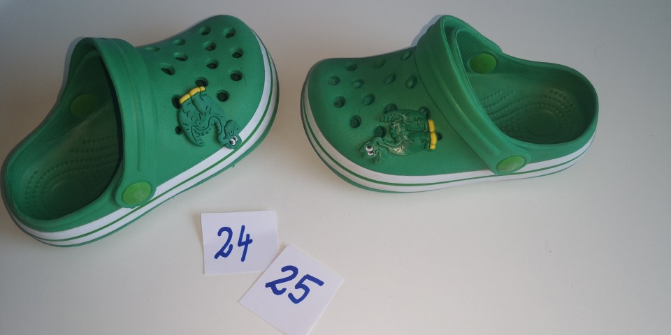 Čevlji za fantka  - foto povečava