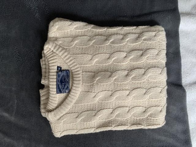 Asos pleten pulover.