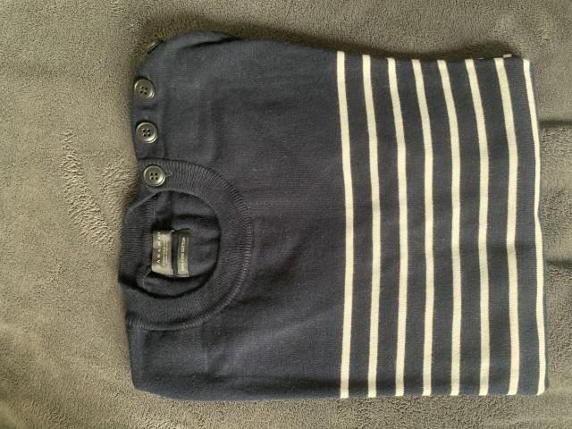 Zara pulover 100% bombaž