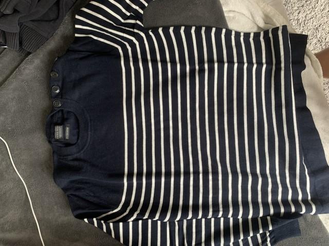 Zara pulover 100% bombaż