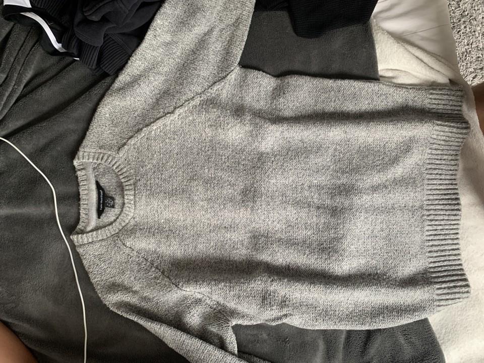 Topel pulover iz Primarka.