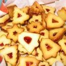 Preprosti piškoti  RECEPT DOSEGLJIV NA: http://www.kulinarika.net/ recept.asp?ID=5858
