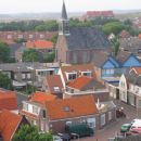 Egmond aan Zee. Od zgoraj.
