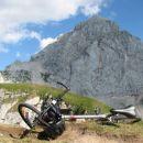 Lep pogled, sanje vsakega gorskega kolesarja
