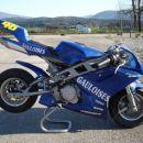 Največja izbira h20 modelov v Sloveniji, najmočnejši mini moto, končna do 110kmh, od 6 do