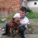 Nikola Junior and his loving SirmiumJr MISTY 1xW BIS