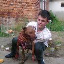 SirmiumJr MISTY 1xW BIS with his handler Nikola