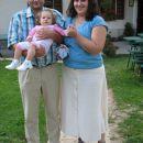 Moja botrica in moj stric!