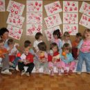 To je pa skupina otrok v vrtcu!