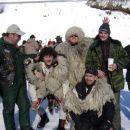 Kosmatinci-slovenci, rusi, italjani.