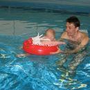 V ponedeljek je na urniku plavanje.