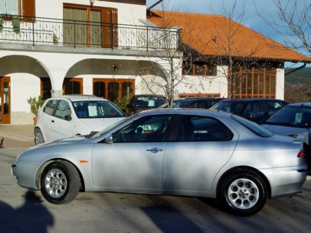 Alfa Romeo 156 TS - foto