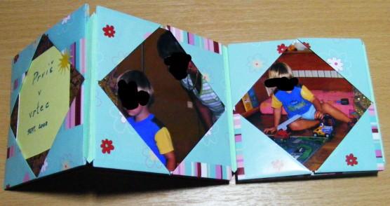 Ustvarjanje iz papirja - foto