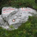 Veliki vrh v Košuti 23.7.2006