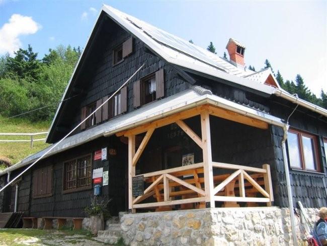 Roblekov dom; 1657m