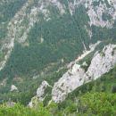 Pogled v dolino Repovega kota