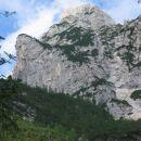 Ladja in Spodnja Vrbanova špica